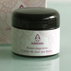 Natuurlijke dagcrème rozen (50 ml)