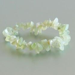 Jade edelsteen armband split