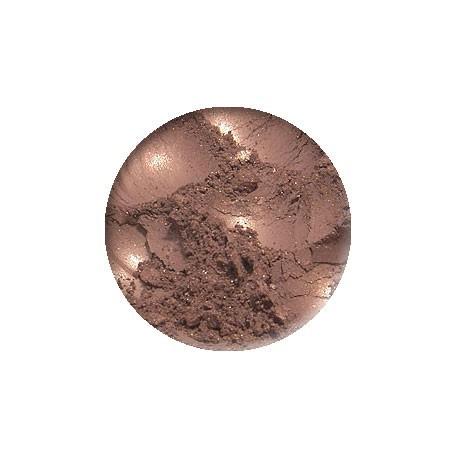Minerale oogschaduw bruin/goud tintenKleurEarths Core