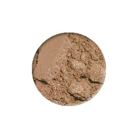 Minerale oogschaduw bruin/goud tintenKleurWink Wink