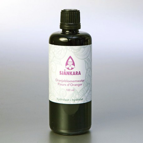 Oranjebloesemwater bio (100 ml)