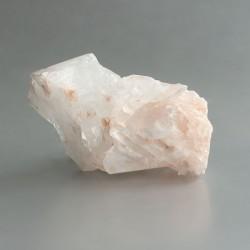 Bergkristal met Goethiet ruw