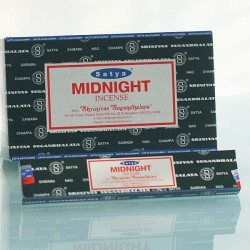 Nag Champa Midnight wierook 15 gram
