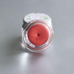 Vegan lip & cheeck balsem Coral Shimmer