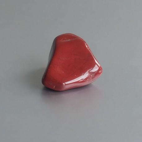 Rode Jaspis knuffelsteen 05