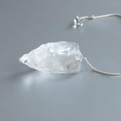 Pendel bergkristal (lemurisch ijskristal)