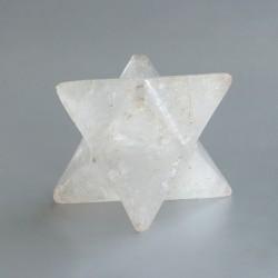 Merkaba bergkristal 02 (67 mm)