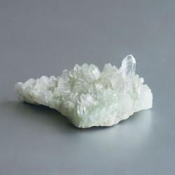 Prehniet & Bergkristal cluster 03