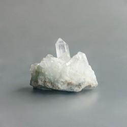 Prehniet & Bergkristal cluster 06