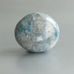 """Ioliet in kwarts (""""Blue Spot crystal"""") handsteen 08"""