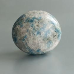 """Ioliet in kwarts (""""Blue Spot crystal"""") handsteen 10"""