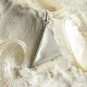 Parelmoer hanger zilver 925