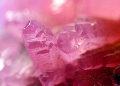 roze edelstenen